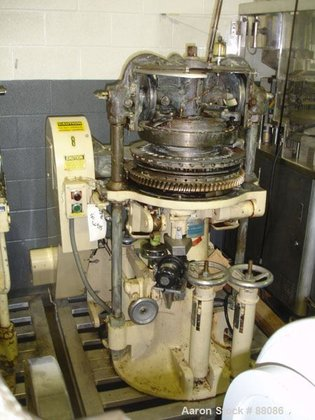 Used- Stokes Rotary Tablet Press,