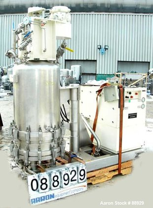 Used- Rosenmund Agitated Filter Dryer,