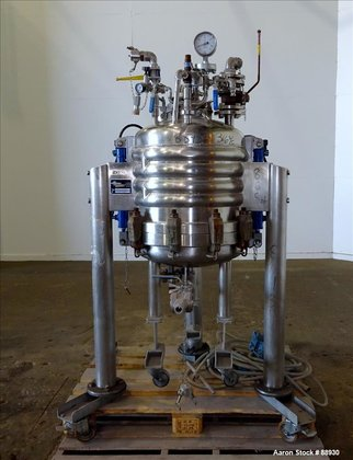 Used- Guedu Portable Pressure Nutsche