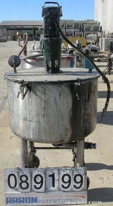 Used- Graco Tank, 100 Gallon,