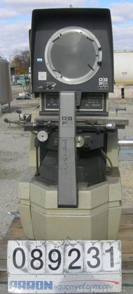 USED: Optical Gauging Products contour