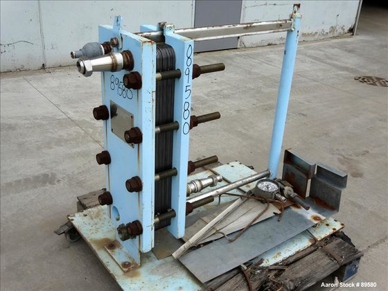 Used- APV Plate Heat Exchanger,