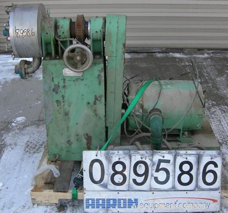 USED: Patterson Industries Colloid Mill,