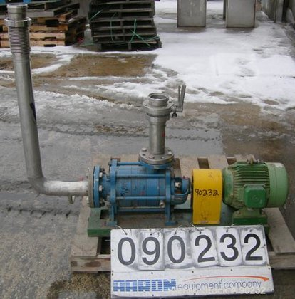 USED- Sihi Side Channel Centrifugal