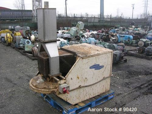 Used- Entoleter Centrimil Impact Mill,