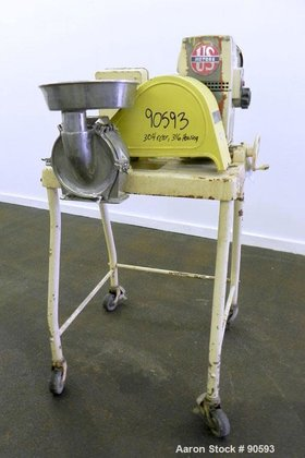 Used- Fitzpatrick Homoloid Mill, Model
