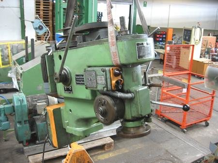 Pillar Drilling Machine ALZMETALL AB4