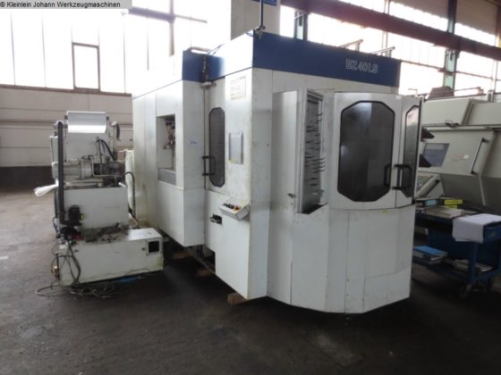 1997 Machining Center - Horizontal