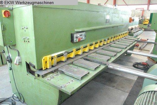 1982 Plate Shear - Hydraulic