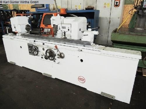 1969 Cylindrical Grinding Machine MSO