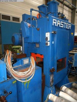 1998 Automatic Punching Press RASTER