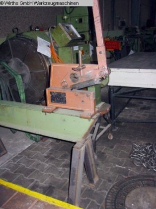 1984 Hand-Lever Shear PEDDINGHAUS 4