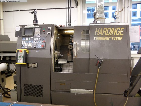 1996 CNC Turning- and Milling