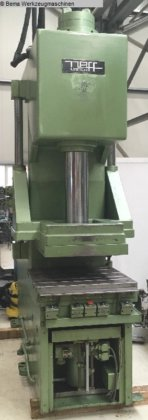 Compression molding up to 1000