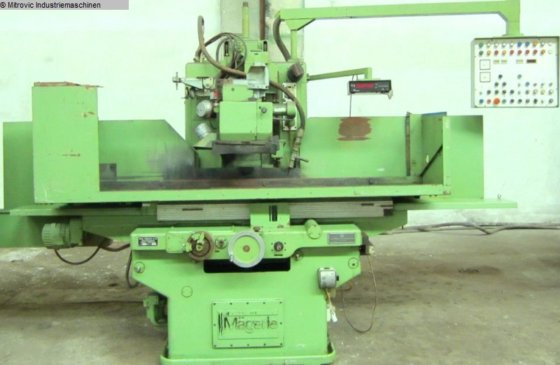 1983 Surface Grinding Machine MAEGERLE