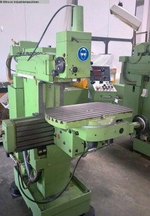 1980 Universal Milling Machine MAHO