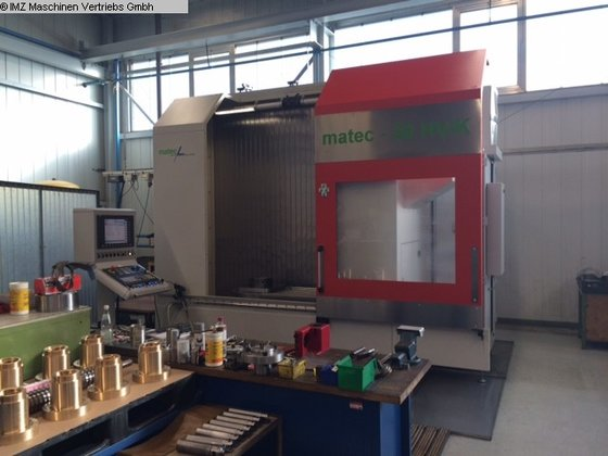 2012 Machining Center - Universal
