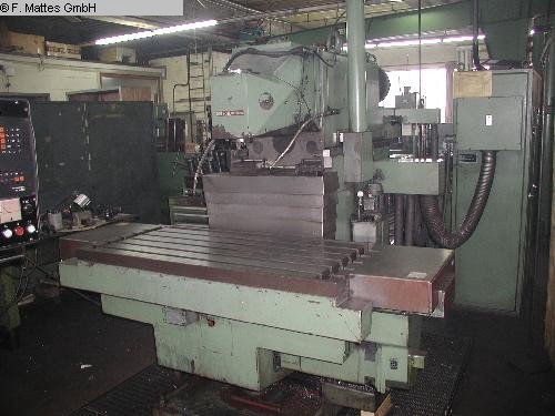 1991 Knee-and-Column Milling Machine -
