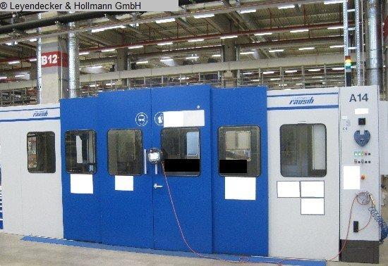 2008 Gear Deburring Machine RAUSCH