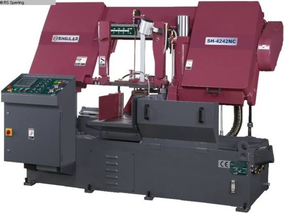 2016 Band Saw - Automatic