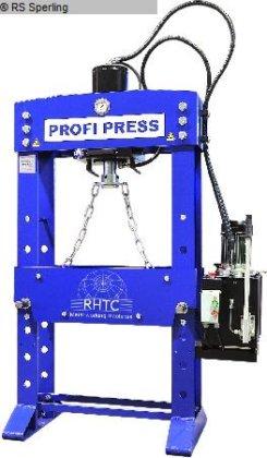 2016 Tryout Press - hydraulic