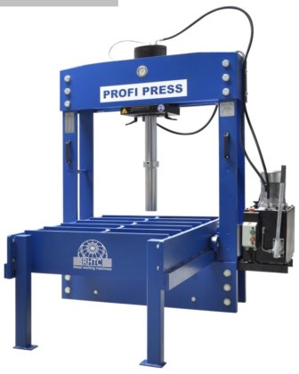 2016 Straightening Press - Double