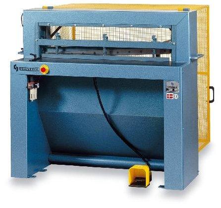 Plate Shear - Mechanical HUVEMA