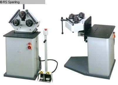 Profile-Bending Machine HUVEMA MIP 45