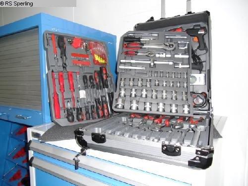Toolbox WERKZEUGKOFFER 186-teilig in Bottrop,