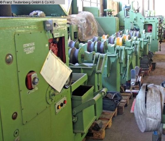 1966 Chamfering machine BECKER RFA