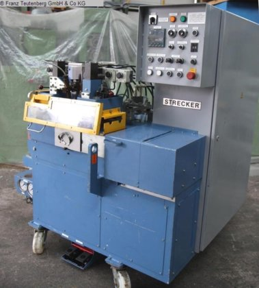 2002 Butt welding machine STRECKER