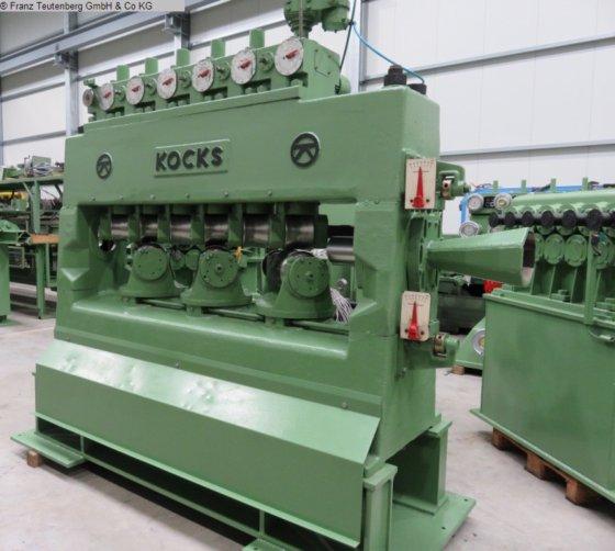 9-roll tube straightening machine KOCKS