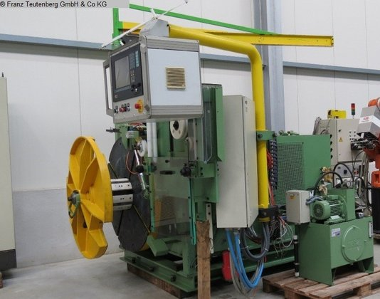 2000 Coiler BONGARD LSP -
