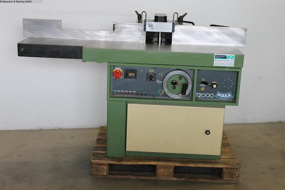 1990 Spindle moulder MAKA T