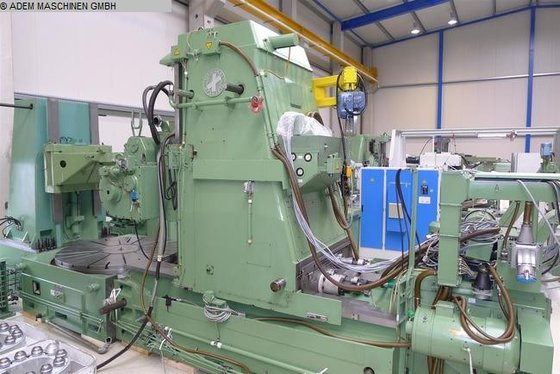 Gear Hobbing Machine - Vertical
