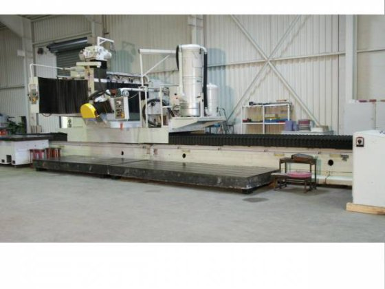 Slideway Grinding Machine WMW Aschersleben