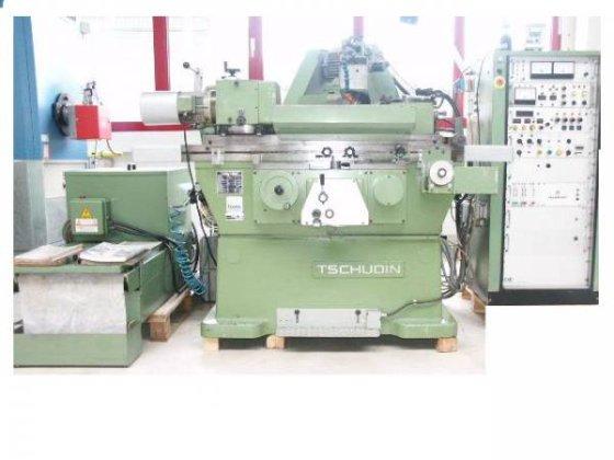 Cylindrical Grinding Machine TSCHUDIN HTG