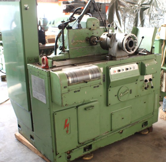 1970 Key-Way Milling Machine -