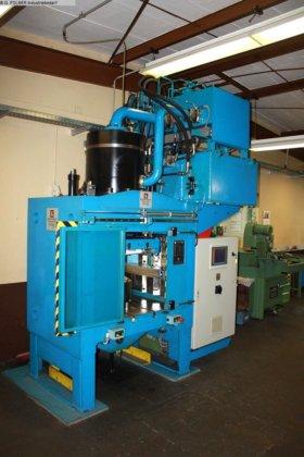 2004 Hydraulic Press WOLFF, SOLINGEN