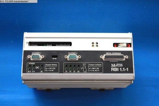 Electronics / Drive technology KLOECKNER