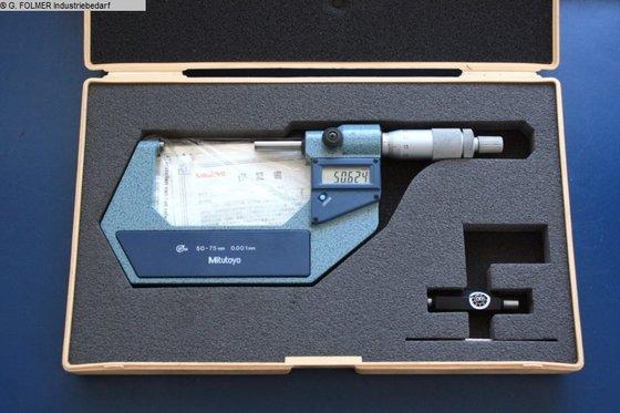 Measurement equipment MITUTOJO 50-75 mm