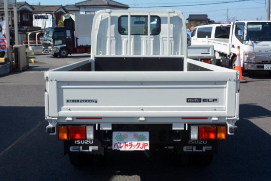 2018 Isuzu NJS 85 in Saitama, Japan