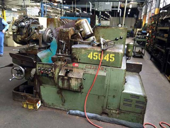 Model 13A Gleason Gear Cutter
