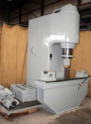 1982 Eitel Model RP-160 Straightening