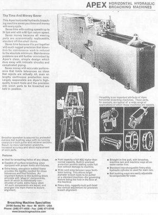1965 6-Ton Apex Model H-6-48
