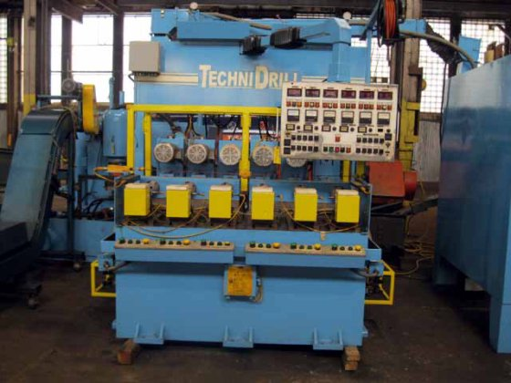 "1997 .375"" x 12"" Technidrill"