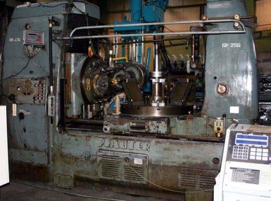 1966 Pfauter Model P1250 Gear