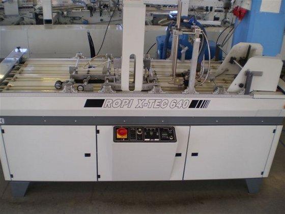 2010 Ropi X-TEC 640 Inserting