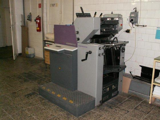 1999 Heidelberg PRINTMASTER QM 46-2