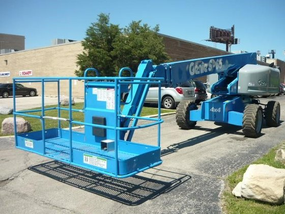 2004 GENIE S65 in Bridgeview,